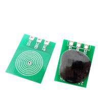 10PCS D Type Touch Sensor Module Latch Type Capacitive Touch Buttons Waterproof