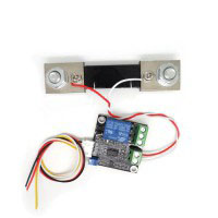 100A DC Current Detection Sensor Overcurrent Circuit Protection Sensor Module