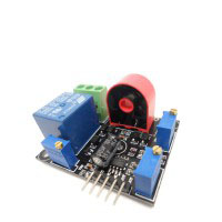 0-5A AC Current Overcurrent / Short-Circuit Protection Detection Sensor Module