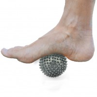 9cm Spiky Point Massage Ball Trigger Roller Hand Foot Body Muscle Release Relief