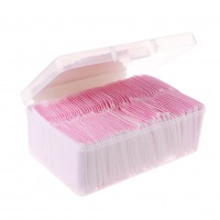 160pcs Hand-pluggable Comestic Cotton Cleansing For Makeup Remove Necessary