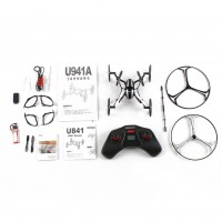 New U941A Quadcopter Fly Run Climb RC Drone  RTF Spy Drone  With 0.3MP Camera