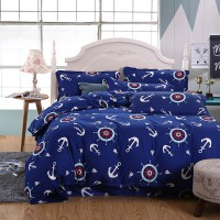 Active Printing Three Piece Pedro Number 1.2m Covered 4 Times Bedding Sheets