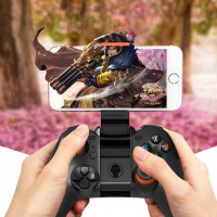 Wireless Game Controller Phone Gamepad for Android smartphones iPad TV/PC Black