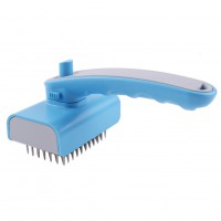 Useful Pet Combs Cleaning Slicker Brush Suitable for Cat Dog and Other Pets
