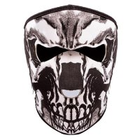 Outdoor Cycling Mask Wind Resistant Air Permeable Full Face Mask Death Gunner
