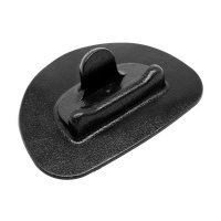 Suction Cup Mount Cellphone Mobile Holder for GPS, Small Size, 15mm thickness ,PP+Silicone, black