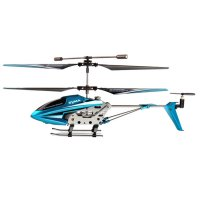 Remote Control Alloy Helicopter Blue