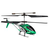 Remote Control Alloy Helicopter Green
