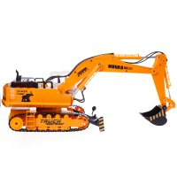 Remote Control Excavator Yellow