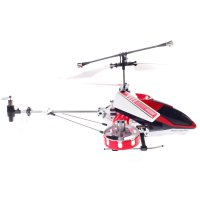 Remote Control Helicopter Red