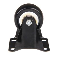 1.5'' PU Fixed Caster For Furniture -005