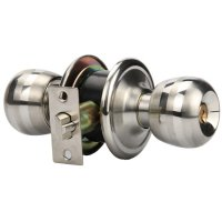 Ball Entry Door Knob Latch Privacy Door Knob
