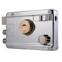 Doors Solid Brass Mechanical Locks Mortise Lock