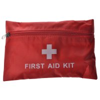 Medical First Aid Packet Survival Pack Vehicle First Aid Packet 11 Medical Supplies In 1 Pack