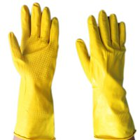 Beef Tendon Type Latex Gloves