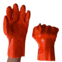 Industrial Labor Protection Gloves Pierces Resistant Rubber Gloves