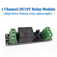 1 Channel Relay Module 24V High Optocoupler Isolation Relay Control Module