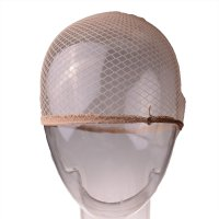 Cap Stretchable Mesh Wig Cap Skin Color