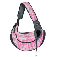 Ondoing Small Dog Cat Sling Carrier Bag