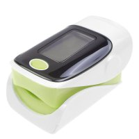 JL-1058 Pulse Oximeter Fingertip Blood Oxygen Monitor Green