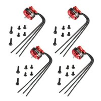 4Pcs CW CCW Brushless Motor D1103B 8000KV for RC Racing Micro FPV Drone