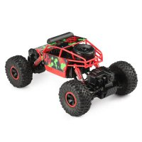 YY300 2.4GHz 1/18 Scale 20km/h 4WD Double Motors Rock Crawler Off-Road RC Car