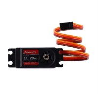4.8-6.6V 20KG HIGH TORQUE Digital Servo For 1/10 1/8 RC Car 30CC or 50CC Plane