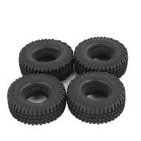 4pcs AUSTAR 3020 1.9inch Tires Tyres for RC4WD D90 CC01 1/10 RC Crawler Car