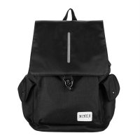 Anti-Theft USB Charging Men Women Backpack Canvas School Bag Laptop Backpack