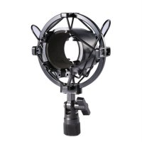 K1 Capacitance Studio Mic Shock Mount Holder Stand for 30~33MM Microphone