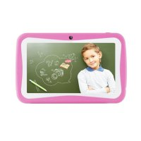 7 inch Tablet PC For Kids Silicone 512MB 8G Quad Core Android Tablet RK3126