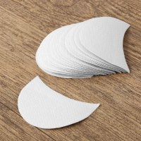 20pcs Eyeshadow Shields Under Eye Patches Eyelash Extensions Protect Pad