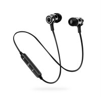 Wireless Bluetooth 4.1 In-ear Sport Stereo Earphones Headset With Mic Stereo