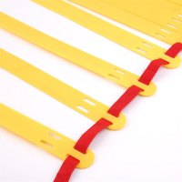 8-rung Agility Ladder for Soccer Speed Football Fitness Feet Training Durable