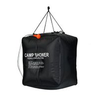 40L Camping PVC Shower Bag Solar Heated Water Pipe Portable For Outdoor Hiking