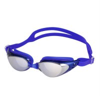 6100 Adult Large Frame No Leaking Swimming Anti-Fog UV Protect Swimming Goggle