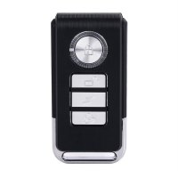 Durable Remote Control Wireless House Doors Window Security Vibration Alarm