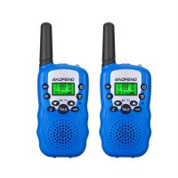 2Pcs BF T3 Mini Walkie Talkie Outdoor Kids Interphones Portable Transceivers