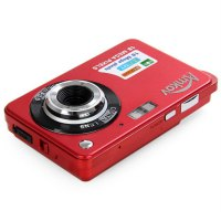 Ultra Thin AMK-CDC3 Digital Camera 5 Megapixel Portable HD Shooting Camera