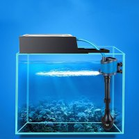 External Filter Box Adjustable With Parts for Water Circulating Fish Tank