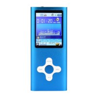 1.8 Inch Screen MP4 Player Built-in 8GB Memory Video Raido FM Music Player