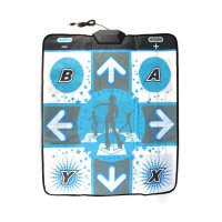 Anti Slip Dance Revolution Pad Mat for Nintendo WII Hottest Party Game