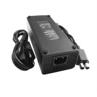 AC 100-240V Adapter Power Supply Charger Cable for X-BOX 360 Slim EU Plug