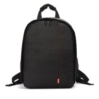 Unisex Digital SLR DSLR Camera Bag Soft Padded Backpack Suitable For Canon