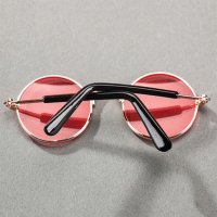 Small Pet Dogs Cats Eyewear Sunglasses Universal Eye Protective Photos Props