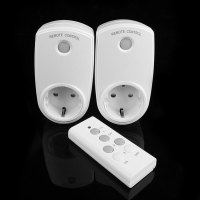 10A Home Wireless Smart Remote Control Power Outlet Wifi Socket Switch