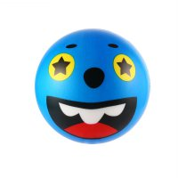 12PCS Monster Expression Stress Relief Sponge Foam Balls Hand Squeeze Toys