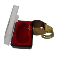 30X 21mm Jewelers Folding Eye Loupe Magnifier Magnifying Glass Jewelery Tool