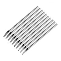 10pcs Surgical Tatto Piercing Needles Medical Tattoo Needles 35g (4.8mm)